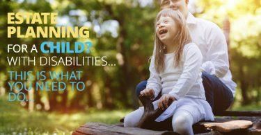 ESTATE PLANNING FOR A CHILD WITH DISABILITIES-Brumfield