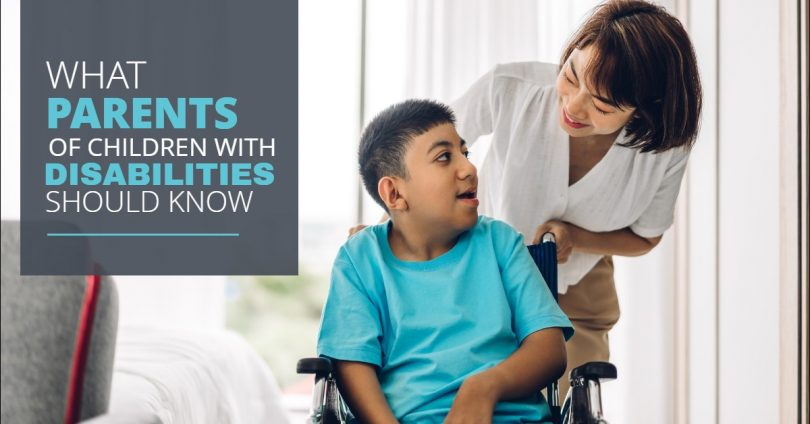 WHAT PARENTS OF CHILDREN WITH DISABILITIES SHOULD KNOW-Brumfield