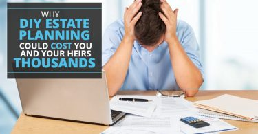 WHY DIY ESTATE PLANNING COULD COST YOU AND YOUR HEIRS THOUSANDS-Brumfield